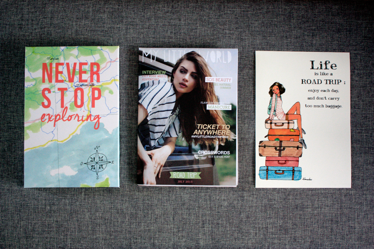 Review: My Little Box July 2015 subscription box (so cool!) | Ashleigh ...